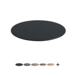 Kompakt asztallap Lift, kerek