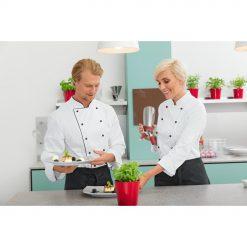 Női szakácskabát Aila hosszú ujjú