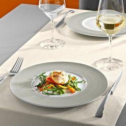 Lapos tányér Assalto 23-31cm