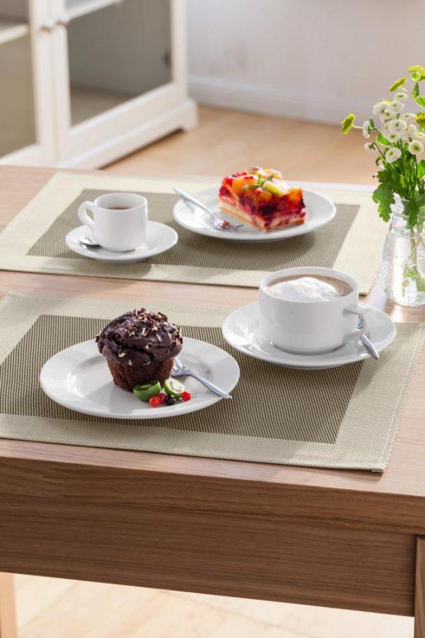 Lapos tányér Base 17-31cm