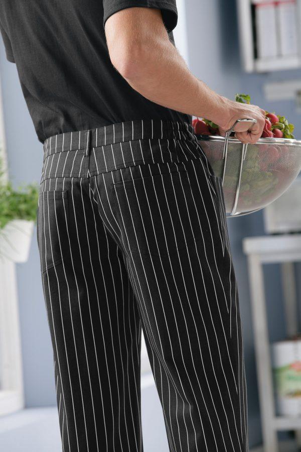 Férfi szakácsnadrág Fabio