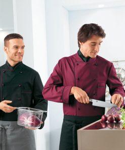 Férfi szakácskabát Jogi