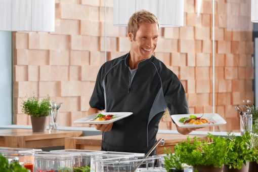 Férfi szakácskabát Joker