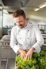 Férfi szakácskabát Kent