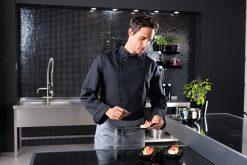 Férfi szakácskabát Leon