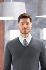Férfi kötött pulóver Solaro