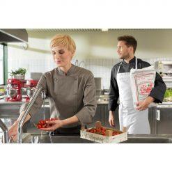 Férfi szakácskabát Emil