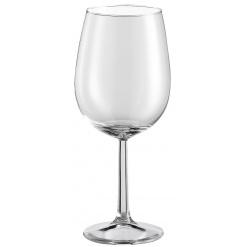Vörosboros pohár Bouquet töltésszintjelzővel