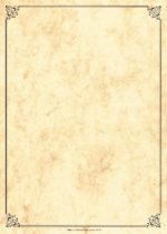 Betétlapok Lucida DIN A4 kerettel