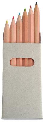 Fa színes ceruza készlet