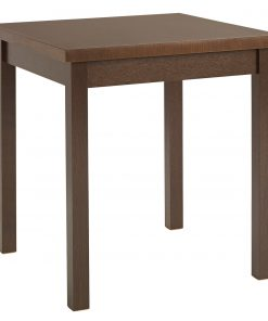 Asztal Karl, négyzetes