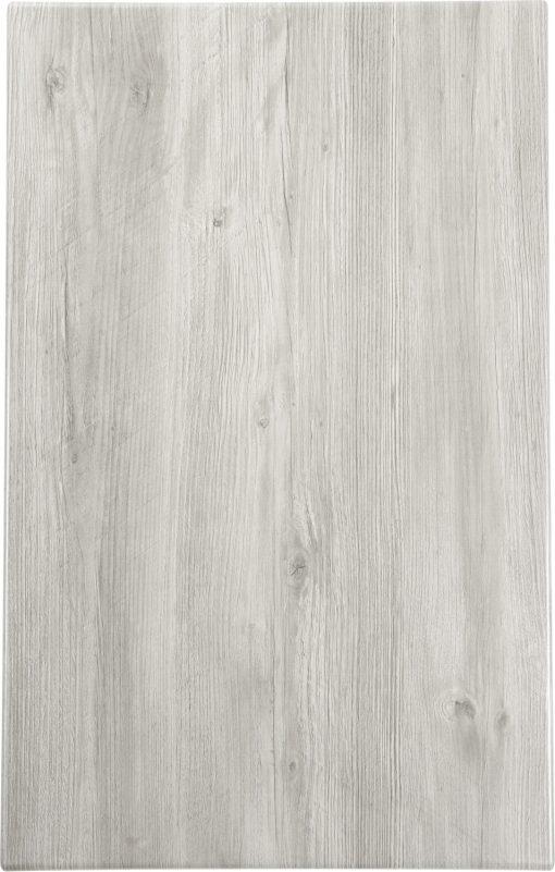 Werzalit-Topalit asztallap Vintage fehér 70×110 cm