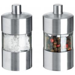 Mini só-/borsőrlő szett Moreno
