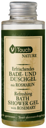 Tusfürdő V-Touch Nature