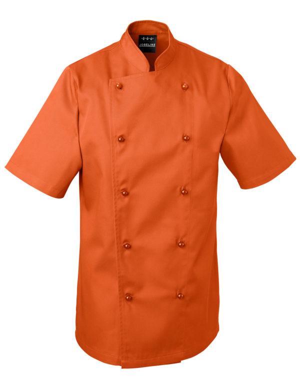 Férfi szakácskabát Paolo rövid ujjú
