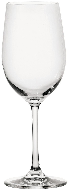 Fehérboros pohár Chateau töltésszintjelző nélkül