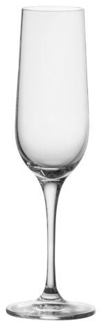 Pezsgős pohár Chateau töltésszintjelző nélkül