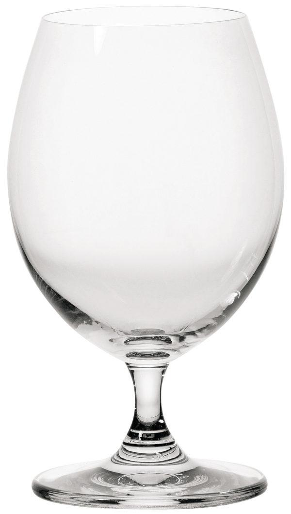 Vizes pohár Chateau töltésszintjelző nélkül