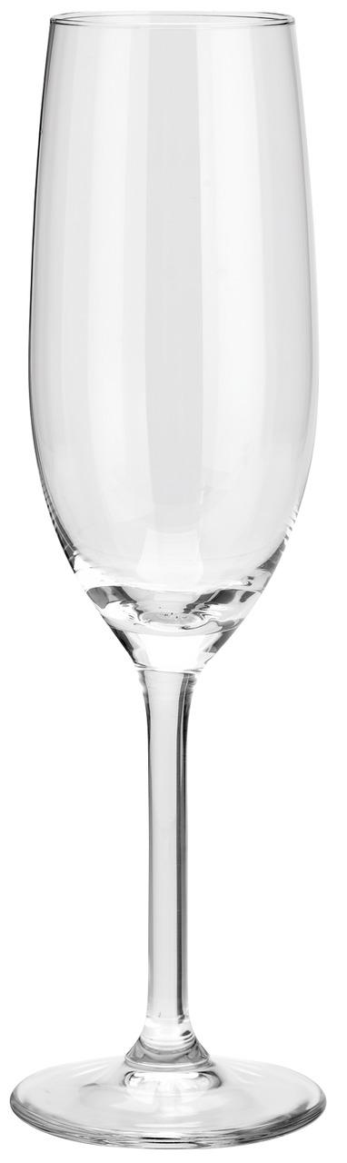 Pezsgős pohár Impulse töltésszintjelző nélkül