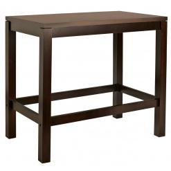 Bárasztal Carell,téglalap alakú