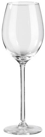 Fehérboros pohár Allure töltésszintjelzővel