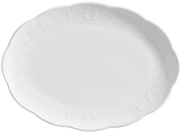 Ovális sültes tál Menüett 26-36cm