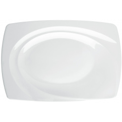 Porcelán tálca Vilano