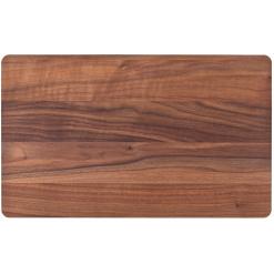 Fa tálaló deszka Vesper kivágás nélkül
