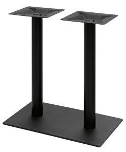 Asztalláb Fino,téglalap alakú
