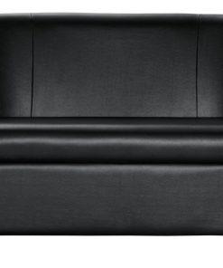 2-személyes kanapé Preston,műbőr bevonatú