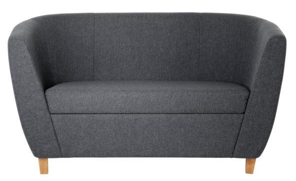 2-személyes kanapé Preston,szövet bevonatú