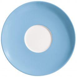 Tejeskávés csészéalj Allegri Colori