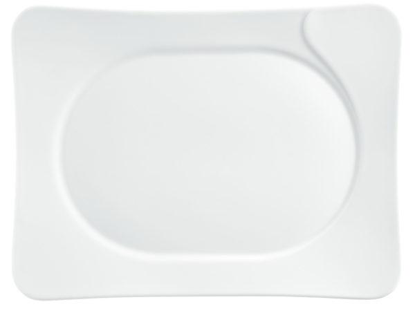 Porcelán tálca Evora