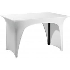 Sztreccs banket asztalhuzat Grace 2 kivágással
