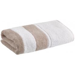 Fürdőlepedő Dina csíkos minta