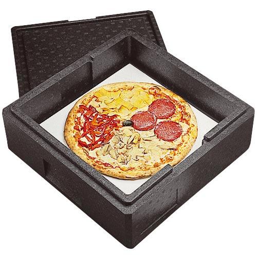 Pizzadoboz fedővel