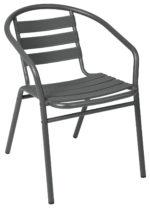 Alumínium szék Malvena