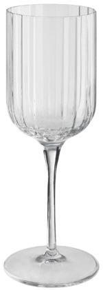 Vörosboros pohár Pinega