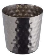 Tálaló pohár Sitelo domborított mintával