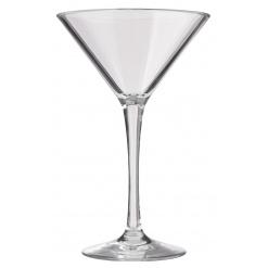 Martini pohár Kanpo műanyagból
