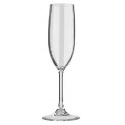 Pezsgős pohár Kanpo műanyagból