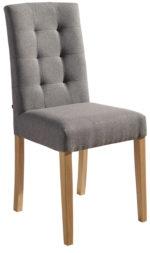 Kárpítozott szék Newham, tölgy váz
