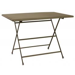 Asztal Sunny téglalap alakú