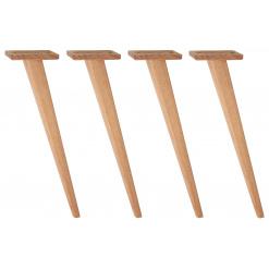 Asztalláb Duneo alacsony