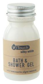 Tusfürdő Silky White