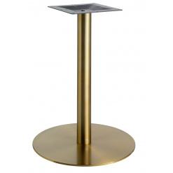Asztalláb Orio,kerek alakú