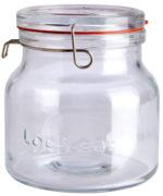 Csatos üveg Holly kúpos alakú