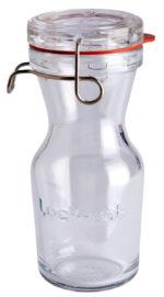 Csatos üvegpalack Holly