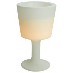 Világító pohár Spumanto