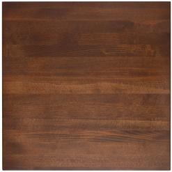 Masszív asztallap Kentucky,négyzetes